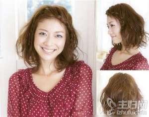 资讯DIY甜美的短发添新意 图解2款短发发型